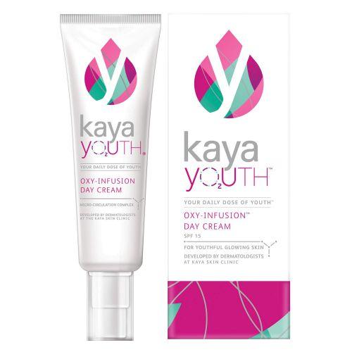 Kaya Youth O2 Oxy-Infusion Day Cream, 20 g