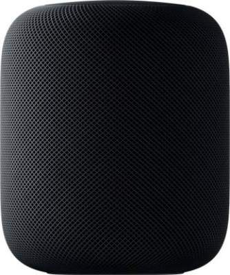 Apple HomePod with High-Excursion Woofer and Siri Compatibility