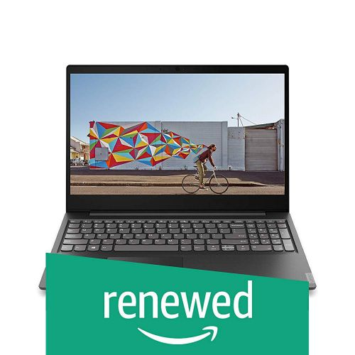 (Renewed) Lenovo IdeaPad S145 8th Gen Intel Core i5 15.6-inch FHD Thin and Light Laptop (8GB/1TB/Windows 10/MS Office/ Textured Black/1.85Kg), 81MV013WIN