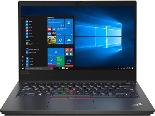 (Renewed) Lenovo ThinkPad E14 Intel Core i5 10th Gen 14-inch Full HD Thin and Light Laptop, 20RAS0KY00