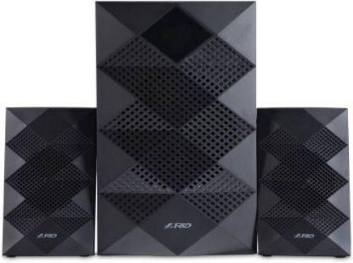 F&D A180X 42 W Portable Bluetooth Home Theatre (Black, 2.1 Channel)