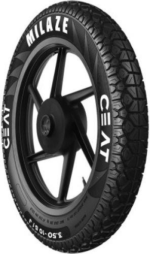 CEAT 102191 MILAZE TT 51J 3.50-10 Front & Rear Tyre
