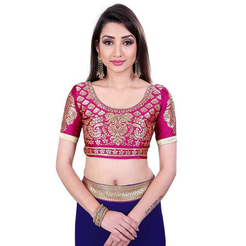 Women's Saree & Blouse at MInimum 70% Off