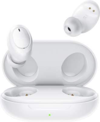 OPPO Enco W11 Bluetooth Headset (White, True Wirel...