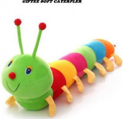 LOVE2SHOP Soft Cute Caterpillar - 55 cm
