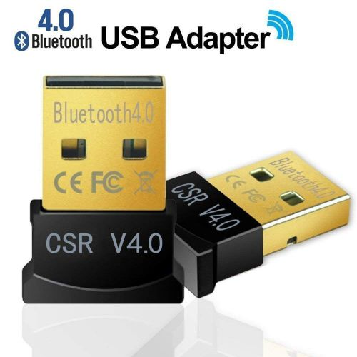 eErlik CSR 4.0 USB Dongle Bluetooth Receiver for PC Support Windows OS 32/64 Bit