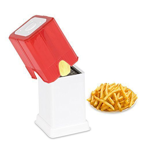 Plastic Potato Finger Chips Cutter French Fries Cutter