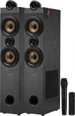 F&D T70X 140 W Bluetooth Tower Speaker (Black, 2.0 Channel)