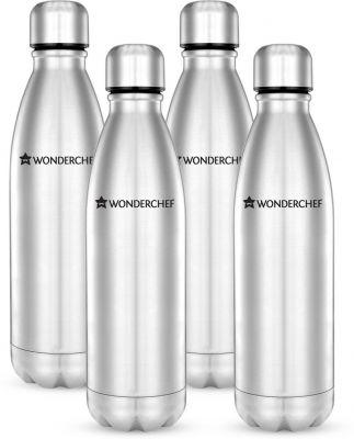Wonderchef Hydro-Bot single wall 1000 ml Bottle