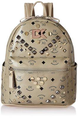 Diana Korr Grey Casual Backpack (DK138BGRY)