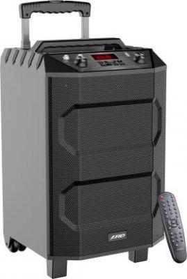 F&D T5 Trolley Speaker 33 W Bluetooth Party Speaker (Black, Stereo Channel)