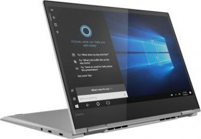 Lenovo Yoga 730 Core i7 8th Gen - (8 GB/512 GB SSD/Windows 10 Home) 730-13IKB Thin and Light Laptop (13.3 inch, Platinum, 1.12 kg, With MS Office)