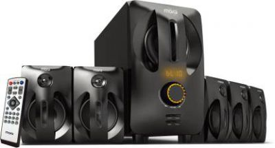 MarQ by Flipkart MA80W51 80 W Bluetooth Home Theatre (Black, 5.1 Channel)