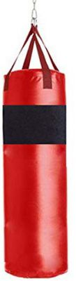 SPANCO SRF Material, Red and Black Color, Unfilled with Hanging Straps