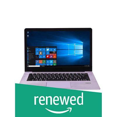 (Renewed) AVITA PURA NS14A6IND431-GPGYB 14-inch Laptop (AMD A9-9420E / 4 GB RAM / 128 GB SSD/Windows 10 Home/AMD Radeon™ R5 Graphics / 1.21Kg)
