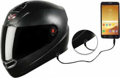 Steelbird 7W-HANDS-FREE Motorbike Helmet