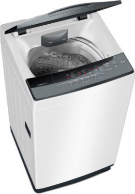 Bosch 6.5 kg Fully Automatic Top Load White  (WOE654W0IN)