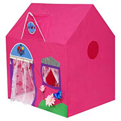 Magicwand® Jumbo Size Queen Palace Tent House for Kids