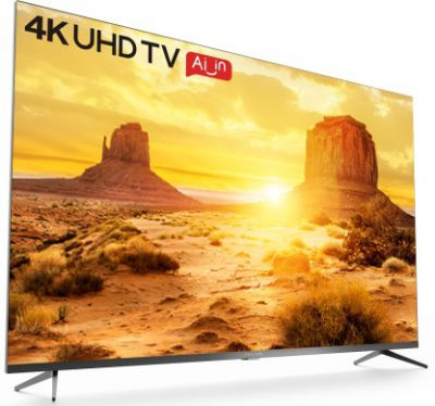 iFFALCON by TCL AI Powered K3A 138.78cm (55 inch) Ultra HD (4K) LED Smart Android TV with Super Narrow Bezzel  (55K3A)