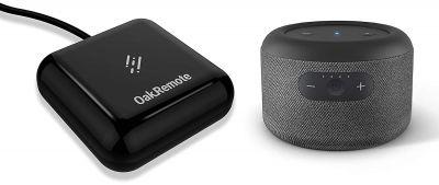 Echo Input Portable bundle with OakRemote for AC & TV control
