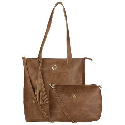 Gio Collection Handbags at Minimum 80% Off