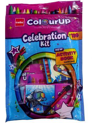 Cello ColourUp Celebration Kit - Mega Gift Pack
