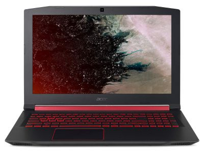Acer Nitro 5 AN515-52 15.6-inch Laptop (8th Gen i7-8750H/8GB/1TB HDD + 16GB SSD/Windows 10/4GB NVIDIA GeForce GTX 1050 Ti Graphics), Black
