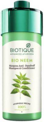 [Pre-book] Biotique Bio Neem Margosa Anti Dandruff Shampoo and Conditioner (800 ml)