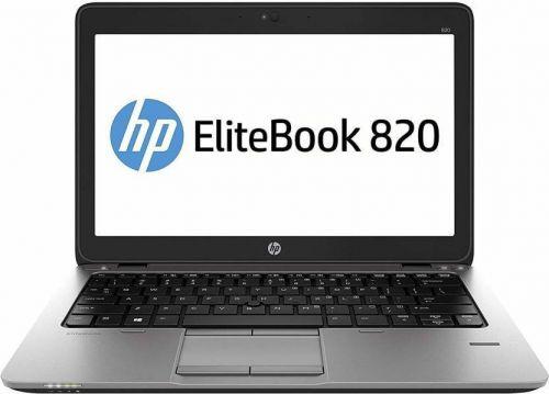 HP Elitebook Core i5 5th Gen - (16 GB/500 GB HDD/Windows 10 Pro) 820 G2 Laptop  (12.5 inch, Black)