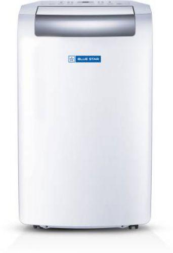Blue Star 1 Ton Portable AC - White, Grey (PC12DB, Copper Condenser)