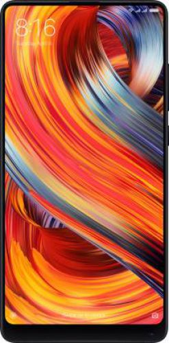 Mi Mix 2 (Black, 128 GB) (6 GB RAM)