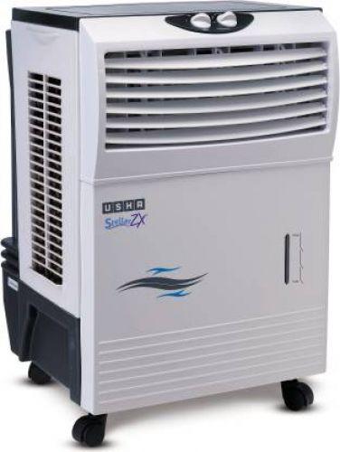 Usha 20 L Room/Personal Air Cooler (White, Blue, Stellar 20+ 20AP1/20SP1)