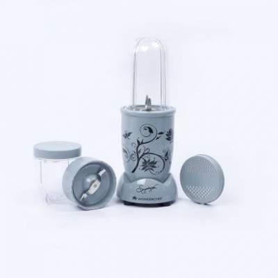 Wonderchef Nutri Blend Nutri-Blend 400 W Juicer Mixer Grinder (2 Jars)