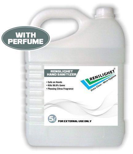 RENSLIGHET Hand Wash (5 Ltr) With Perfume