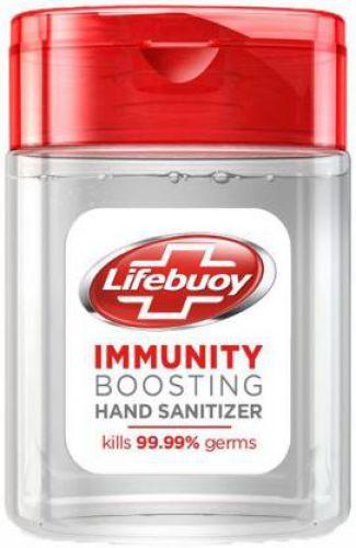 Lifebuoy Total 10 Immunity Boosting Hand Sanitizer Bottle (30 ml)