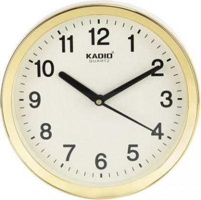 Kadio Analog 26.5 cm X 26.5 cm Wall Clock