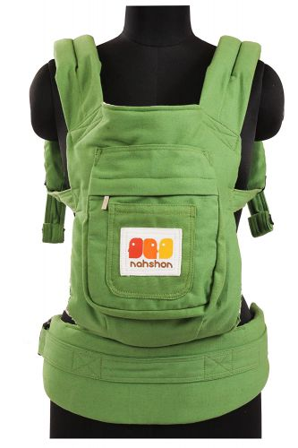 Nahshon Baby Carrier (Nature Green)