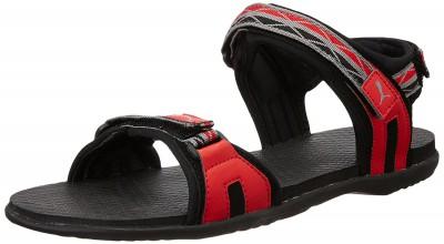 Puma Men Red Sports Sandals