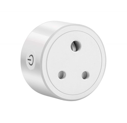 Orient Electric i-Nex WiFi Enabled Smart Socket Plug 10A (Compatible with Amazon Alexa & Google Home)