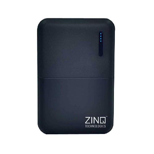 Zinq Technologies Z10KPB 10000mAH Lithium Polymer Power Bank With Type C Input