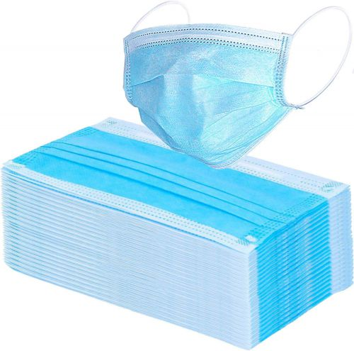 Urban Retail High Quality Anti- Dust Disposable Mask (Pack of 2000)