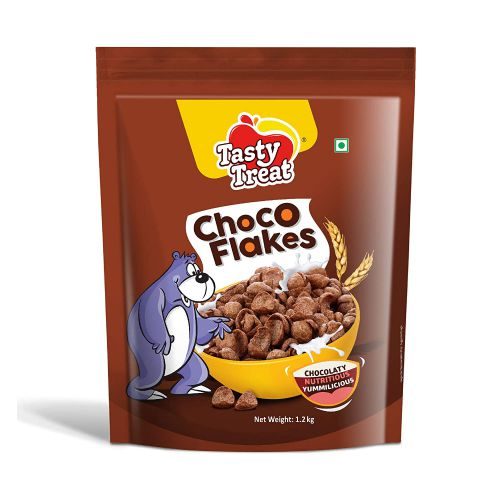 Tasty Treat Chocoflakes Pouch, 1200 g