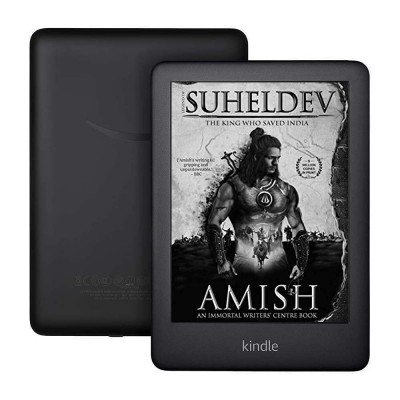 All-New Kindle (10th Gen), 6 Inch Display now with Built-in Light, Wi-Fi