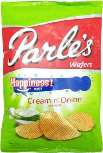 Parle's Cream n Onion Flavour Wafers (150 g)