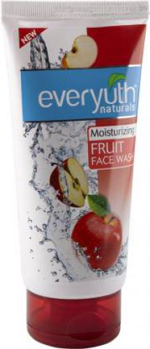 Everyuth Naturals Moisturising Fruit Face Wash (10% Extra in Pack)  (150 g)