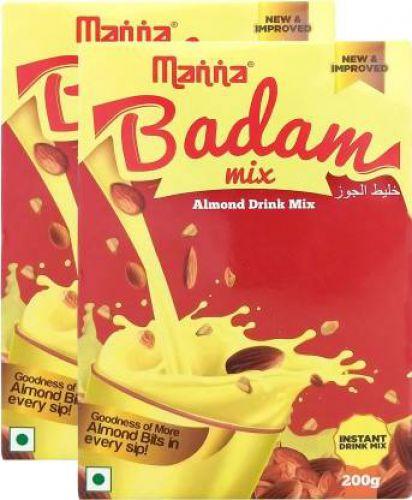 Manna Badam Mix (2 x 200 g)