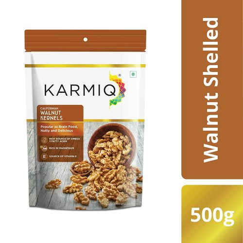 Karmiq Walnut Shelled Pp 500G