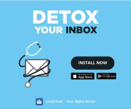 InstaClean: Clean your Inbox & Unsubscribe Unwanted Mails