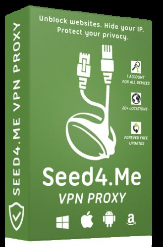Seed4Me VPN [for PC, Mac, Android, & iOS]