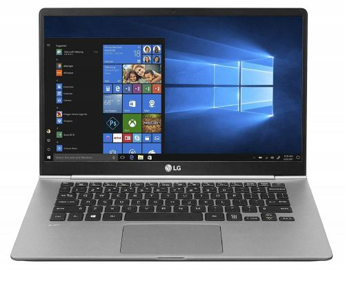 LG Gram 14Z990 2019 14.0-inch Laptop (Core i5-8265U/8GB/256GB SSD/Windows 10 64-bit/Intel UHD 620 Graphics), Dark Silver